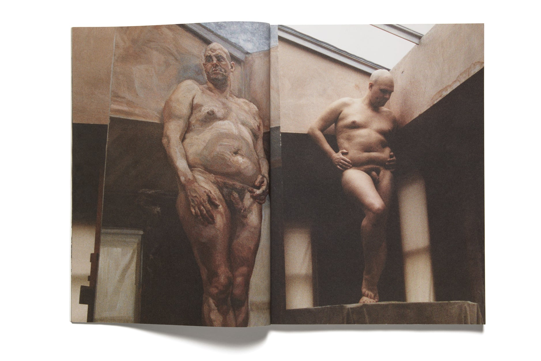 Lucian freud leigh bowery
